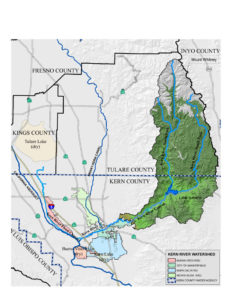 thumbnail of KERN RIVER WATERSHED