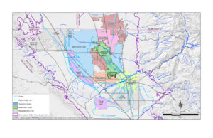 thumbnail of North Kern Neighboring Districts