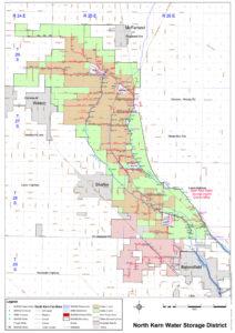 thumbnail of North Kern Map