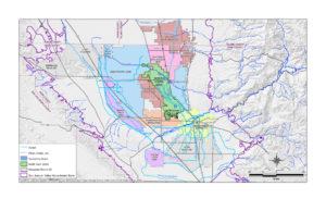thumbnail of North Kern Neighboring Districts